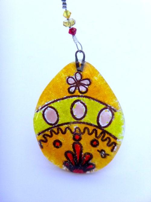 Colourful Easter egg (B)
